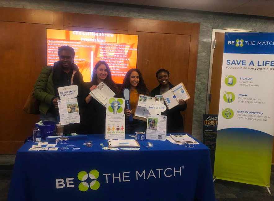 Humanitarian Society Promotes Bone Marrow Donation