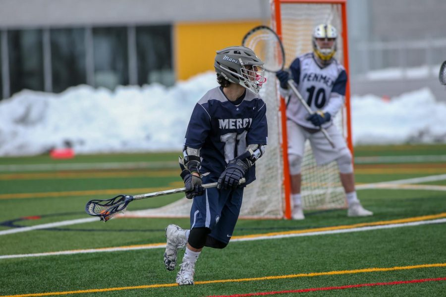 No. 3 Men's Lacrosse Sets New School Record for Wins in a Season