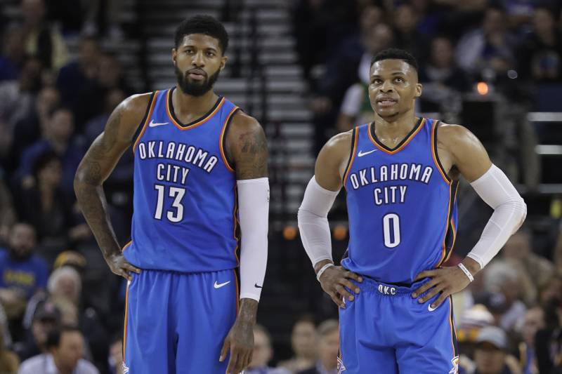 Why Paul George is the Key for the Thunder's Future