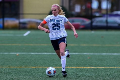 Trista Seara Ready to lead Women's Soccer to National Gold