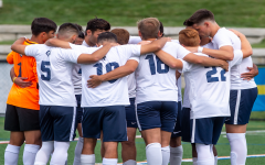 Men's Soccer Stays Unbeaten, Wins 3-1, over Dominican