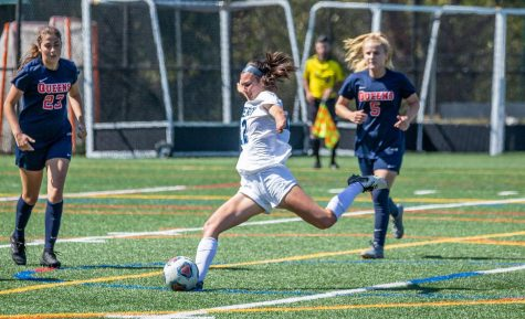 Women's Soccer Sweeps Homestand