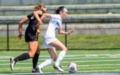 Women's Soccer Kicks Off Homestand With a Bang