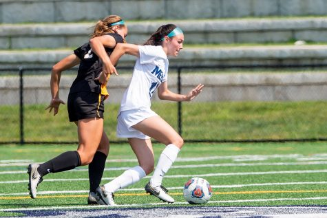 Women's Soccer Kicks Off Homestand With a Bang