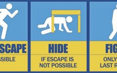 Security Advises To Run, Hide, Fight During Active Shooter Workshop