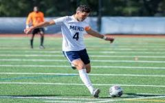 No. 9 Men's Soccer Loses 2-1 in Double Overtime