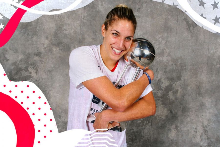 Elena Delle Donne Has Finally Captured Her First Championship