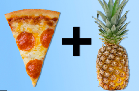 When Pineapple Meets Pizza