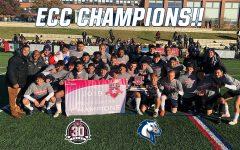 Men's Soccer Wins ECC Title