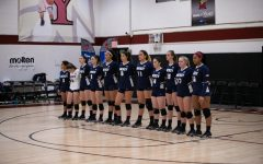 Volleyball Falls to #1 Molloy In Mavericks First ECC Apperence Since 2008