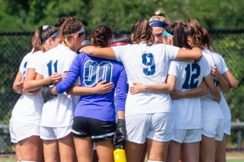 Women's Soccer Falls to Molloy In NCAA Second Round