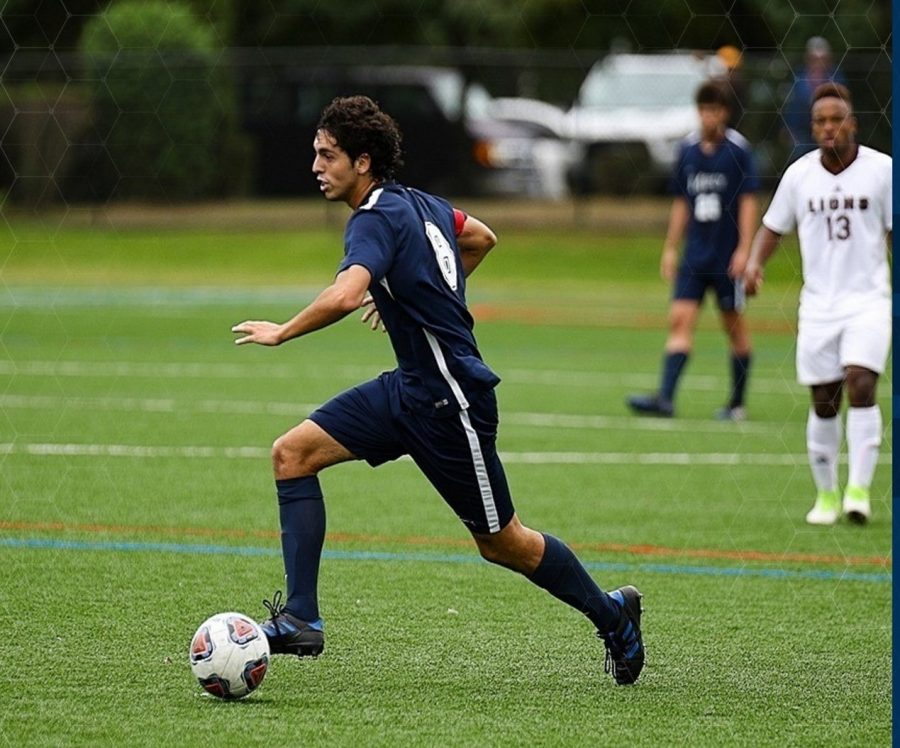 International Students Show Determination Academically and Athletically