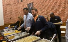 Thanksgiving Dinner Allows Mercy 'Family' To Dine Together
