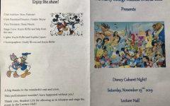 Mercy College Musical Drama Club Presents Disney Cabaret Night