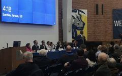 Progressive Issues Dominate NY-CD17 Forum at Mercy College