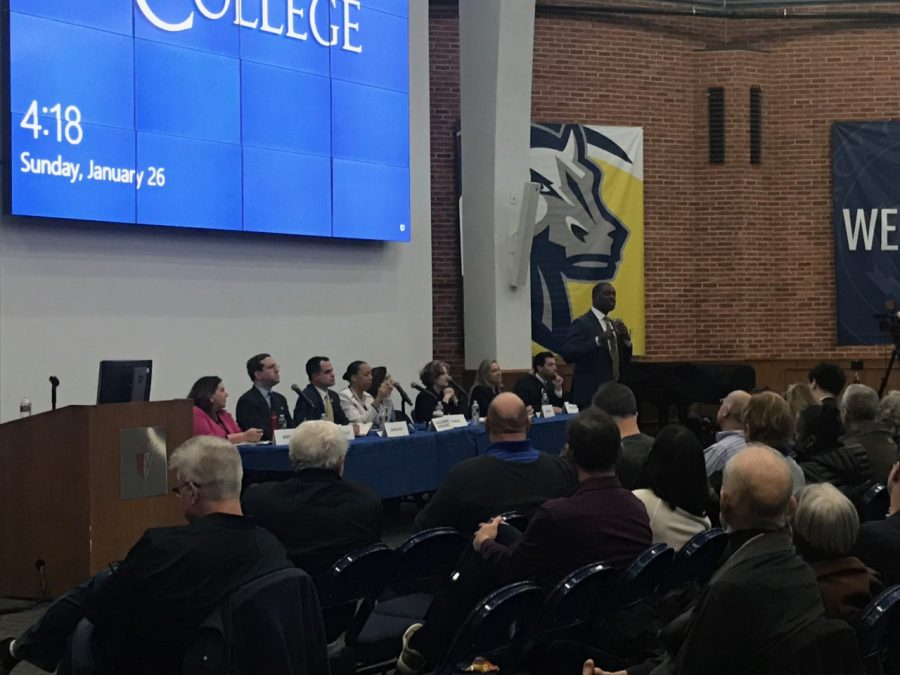 Progressive+Issues+Dominate+NY-CD17+Forum+at+Mercy+College