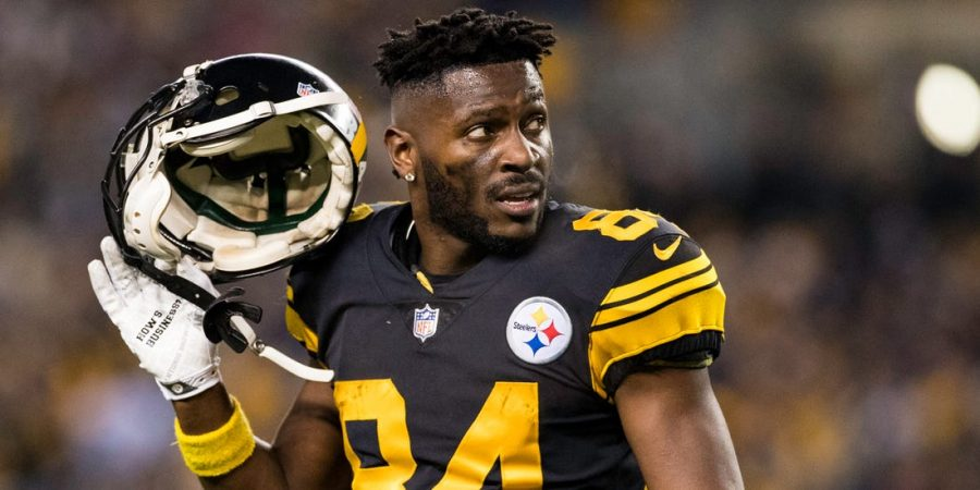 The Downward Spiral of Antonio Brown