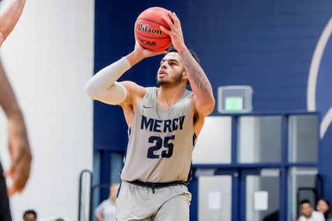 Mercy Star Brian Griffin Is Transferring to Xavier Of The Big East