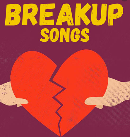 Top Ten Breakup Songs
