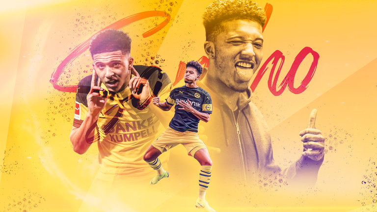 Jadon+Sancho+Could+Change+Borussia+Dortmund%27s+Future+Forever