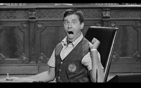 Jerry Lewis – A Stand-up Guy
