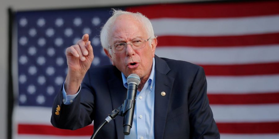 Bernie Sanders and the 'S' Word
