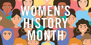 Local Women React to Women's History Month