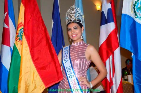 La Reina de la Hispanidad 2016