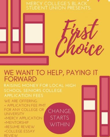 Black Student Union Presents 'First Choice' For High School Seniors