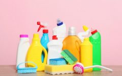The Dirty Truth Behind Household Cleaning Products