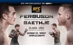 The UFC is Back Baby!