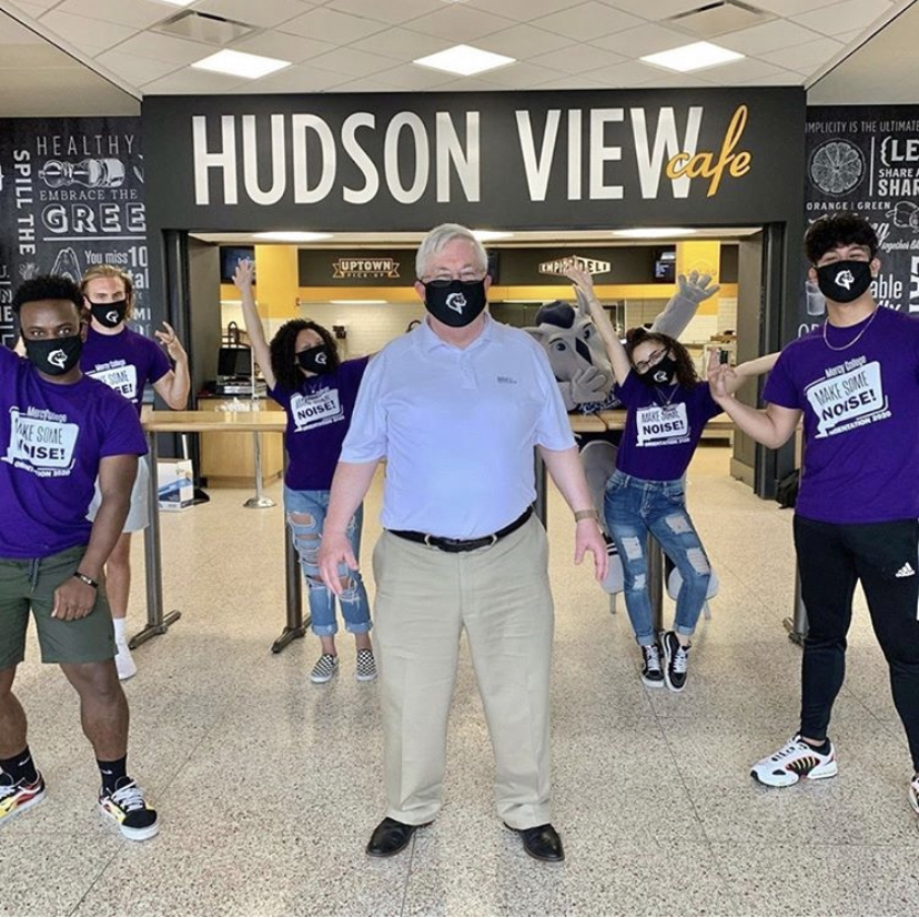 Masks Required For Most On Campus