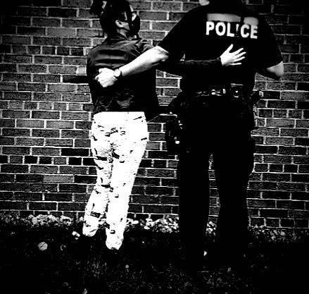 My Friend, My Cop