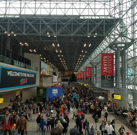 New York Comic Con Went Virtual
