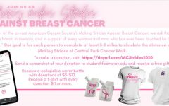 Mercy Makes Strides Against Breast Cancer
