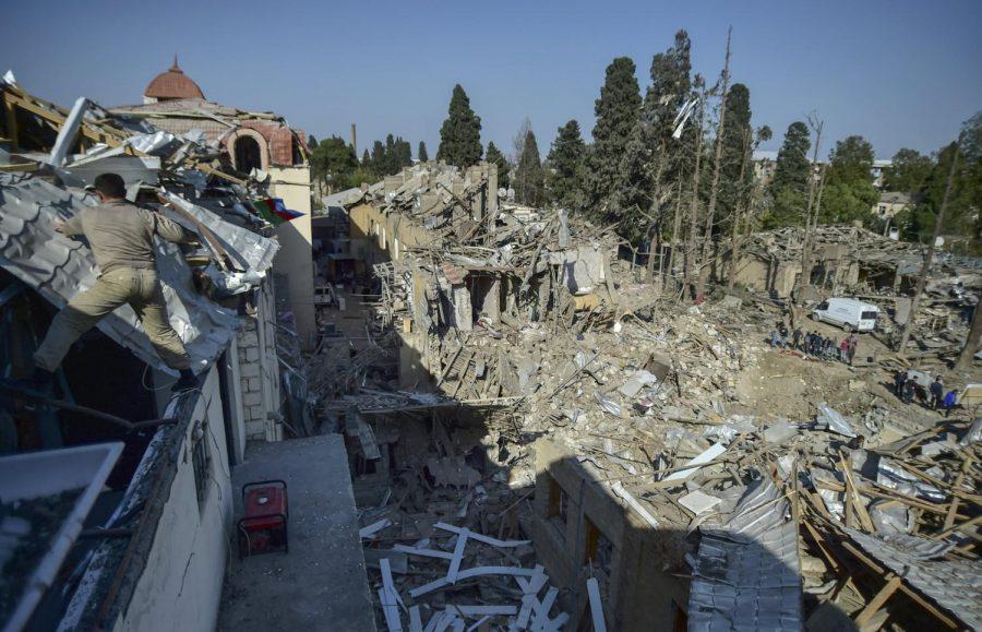 Tension+Continues+Following+Ceasefire+in+Armenia-Azerbaijan+Crisis