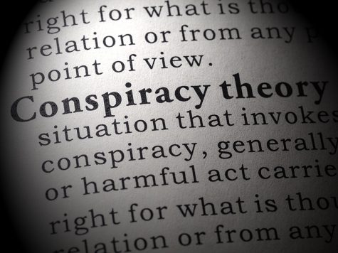 Voices Podcast: Conspiracy Theories With