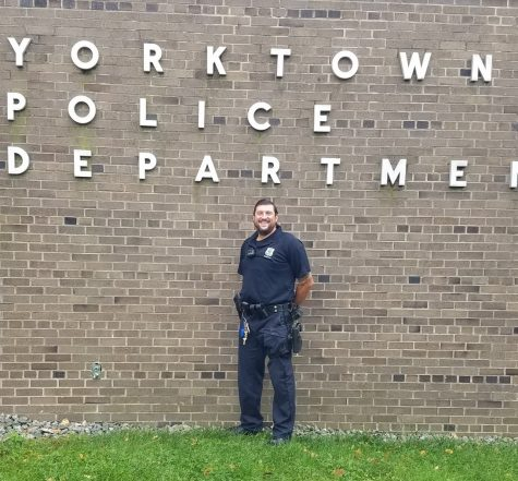 Former NYPD Officer Finds His Niche in Yorktown Police Department