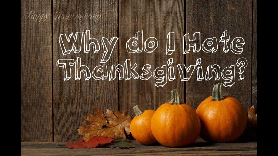 Voices Podcast: Why It's Fine To Hate Thanksgiving