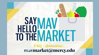 Mercy's Food Pantry Is Helping Students during COVID-19
