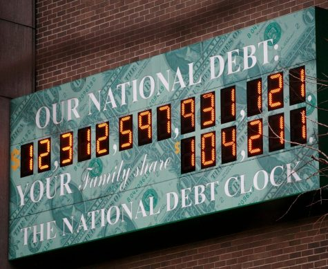 Its Time to Care About The National Debt