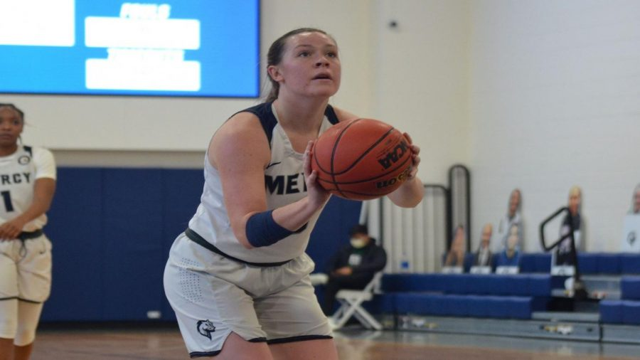Women's Basketball Gets First Win and Prepares for ECC Tournament