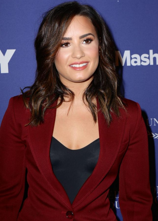 Demi Lovato Discusses Her New Documentary