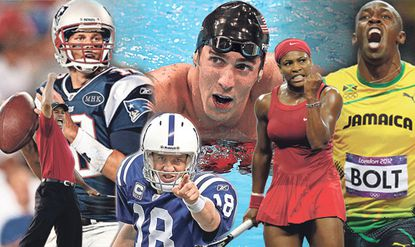 Top 10 Greatest Athletes Of All Time