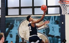 Men's Basketball Splits in Double Header vs. Molloy, Prince Continues to Impress
