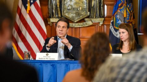 Governor Cuomo Is In Hot Water Over Nursing-Home Deaths Data