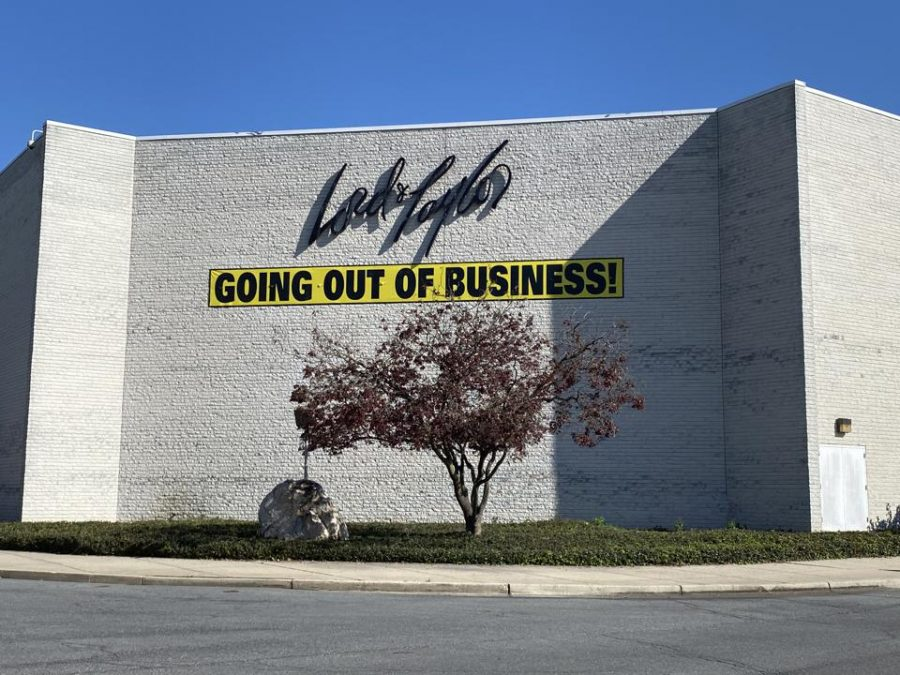Lord & Taylor Closing For Good