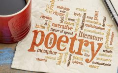 Writers Share Experiences During Mercy's Poetry Slam