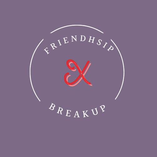 Friend Break-Ups Are The Hardest