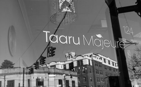 Inside Taaru Majeures Boutique Store
